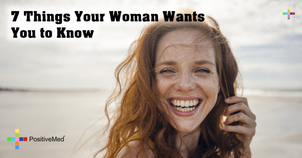 7 Things Your Woman Wants You to Know