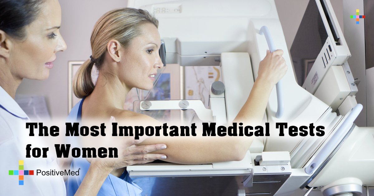 The Most Important Medical Tests for Women