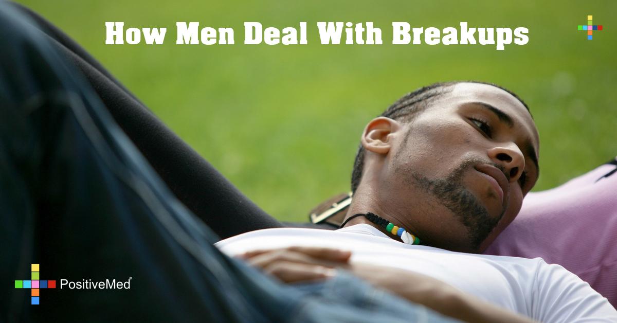 How Men Deal With Breakups