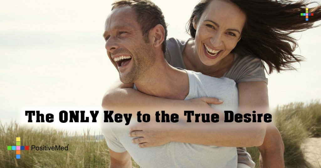 The ONLY Key to the True Desire