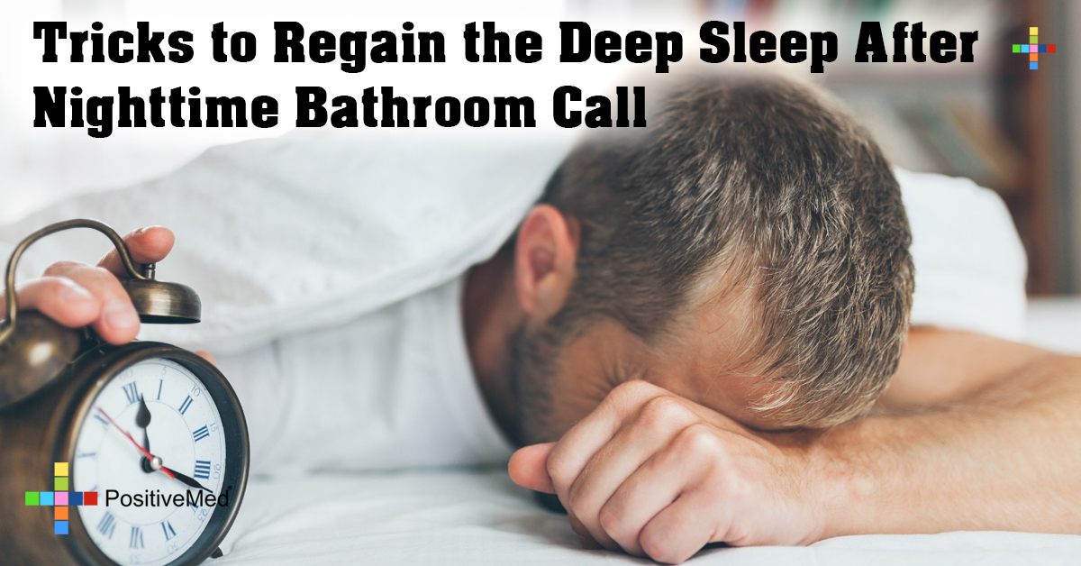 Tricks to Regain the Deep Sleep After Nighttime Bathroom Call