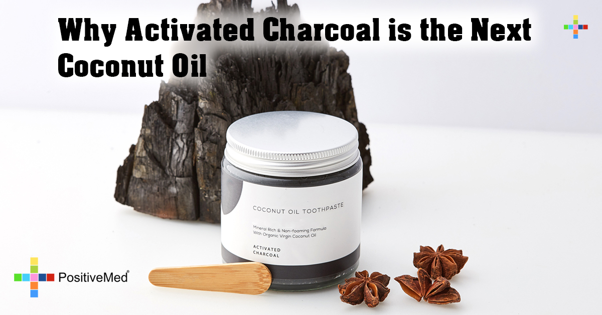 Why Activated Charcoal is the Next Coconut Oil