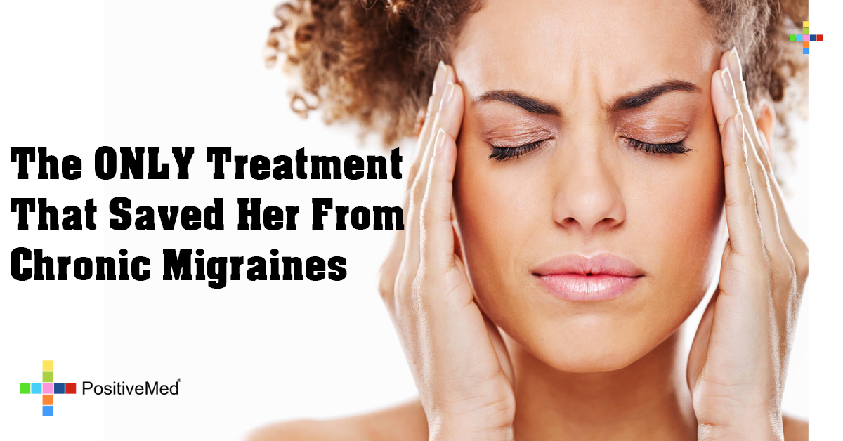 The ONLY Treatment That Saved Her From Chronic Migraines