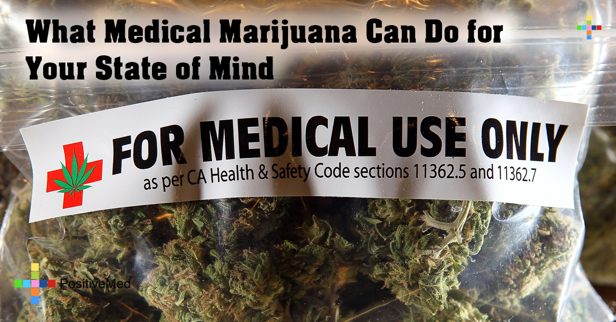 What Medical Marijuana Can Do for Your State of Mind