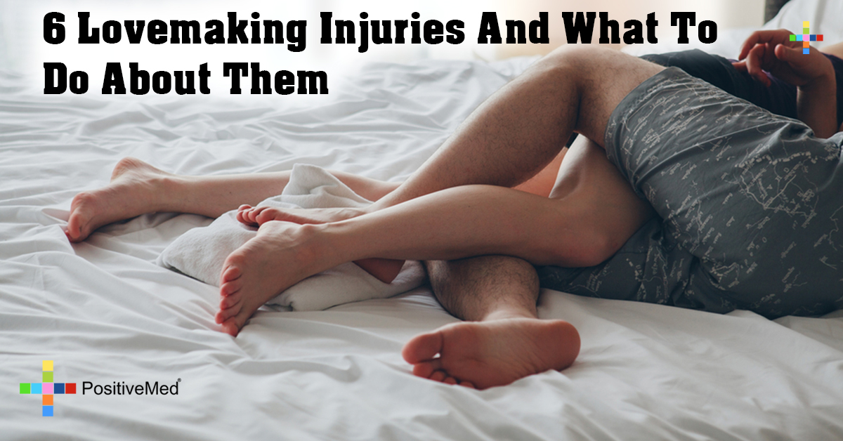 6 Lovemaking Injuries and What to Do About Them